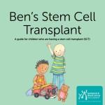 Ben's stem cell transplant