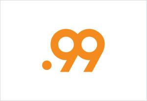 99 Logo