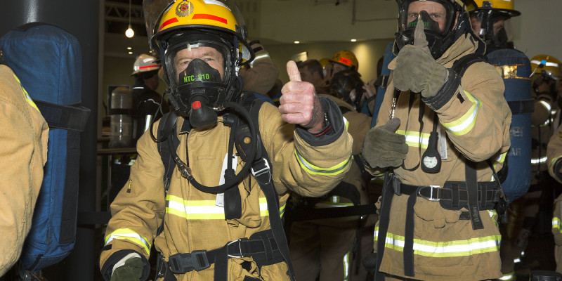Firefighter Sky Tower Stair Challenge 2017