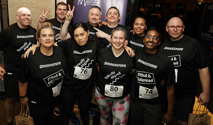 Step Up Sky Tower Stair Challenge,11th August 2017